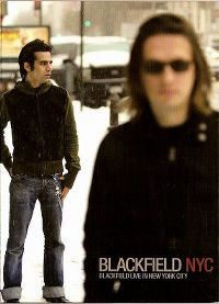 Cover Blackfield - Live In NYC [DVD]